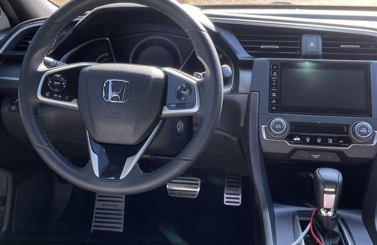 Honda Civic 2.0 EX CVT - Foto #3