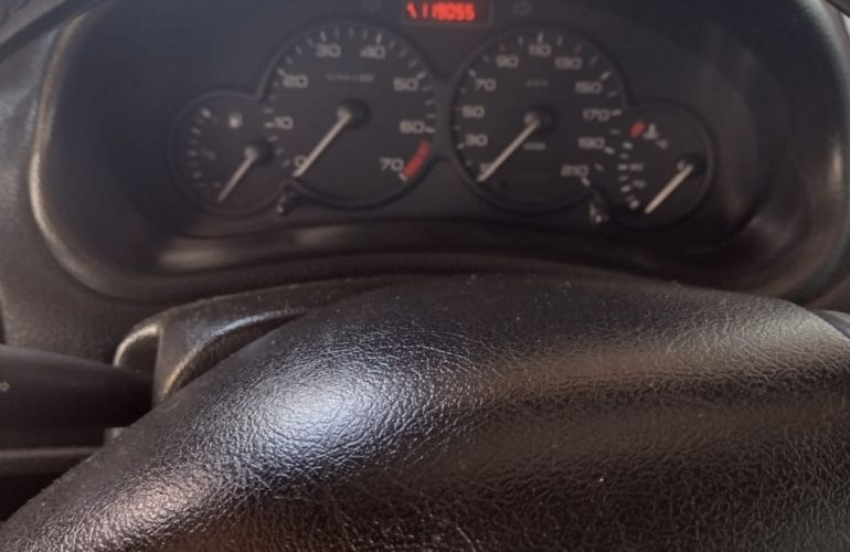 Peugeot 206 SW Presence 1.4 (flex) - Foto #6