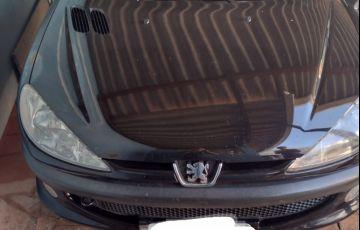 Peugeot 206 SW Presence 1.4 (flex) - Foto #8