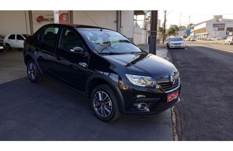 Renault Logan Dynamique 1.6 16V SCe (Flex) - Foto #6