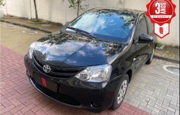 Toyota Etios 1.5 Xs 16V Flex 4p Manual