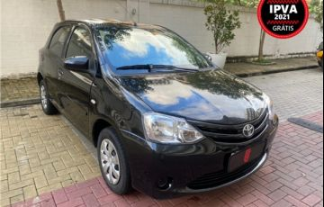 Toyota Etios 1.5 Xs 16V Flex 4p Manual - Foto #3