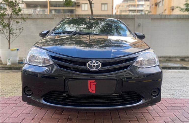Toyota Etios 1.5 Xs 16V Flex 4p Manual - Foto #4