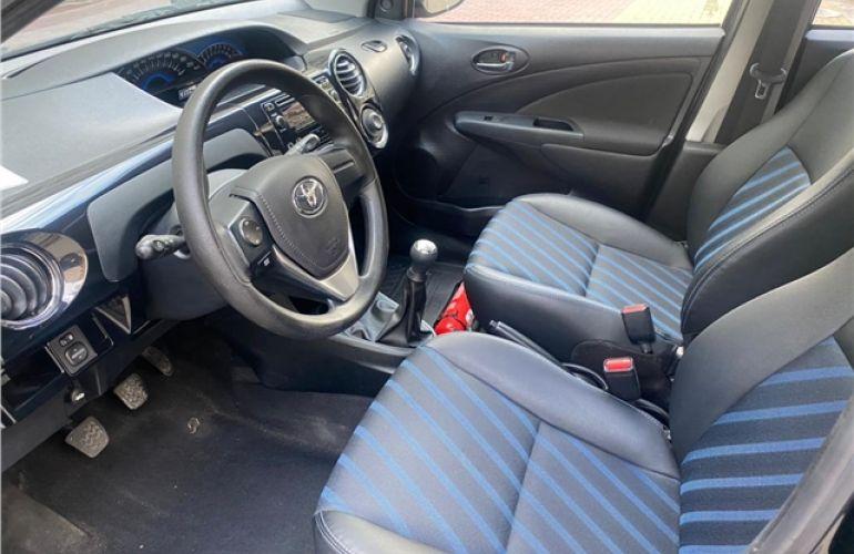 Toyota Etios 1.5 Xs 16V Flex 4p Manual - Foto #6