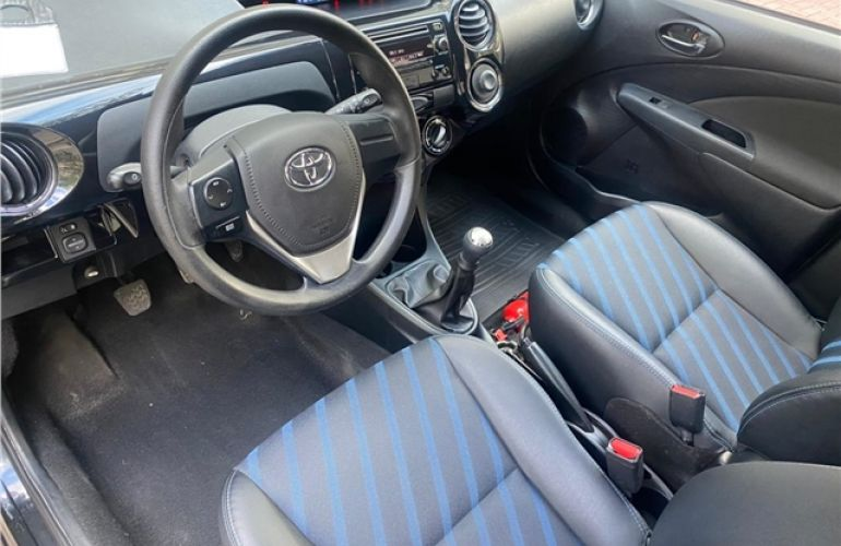 Toyota Etios 1.5 Xs 16V Flex 4p Manual - Foto #7