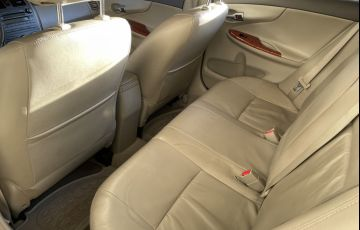 Toyota Corolla Sedan SEG 1.8 16V (flex) (aut) - Foto #7