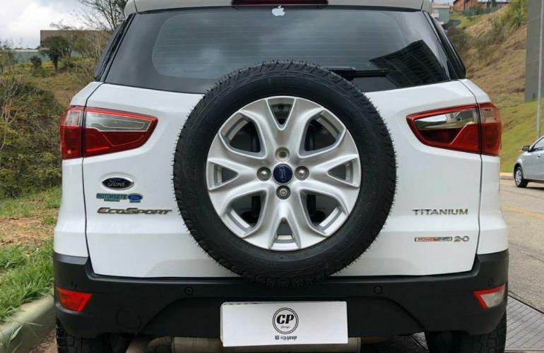 Ford Ecosport Titanium 2.0 16V PowerShift (Flex) - Foto #3