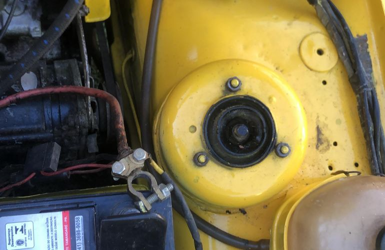 Fiat 147 CL 1.050 - Foto #5