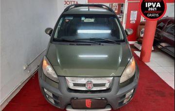 Fiat Idea 1.8 MPi Adventure 16V Flex 4p Automatizado - Foto #2