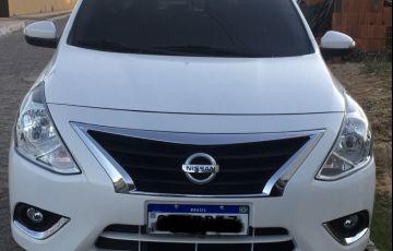 Nissan Versa 1.6 SV (Flex)