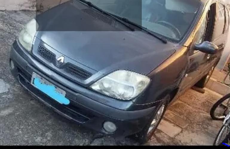 Renault Scénic Privilége 2.0 16V (aut) - Foto #1