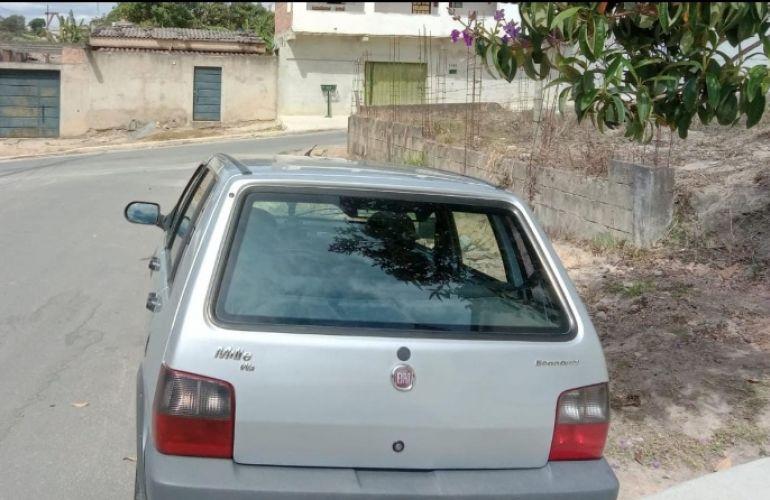 Fiat Uno Way 1.0 8V (Flex) 4p - Foto #5
