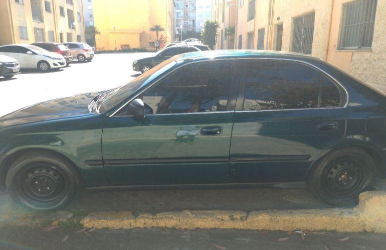 Honda Civic Sedan LX 1.6 16V (Aut) - Foto #8