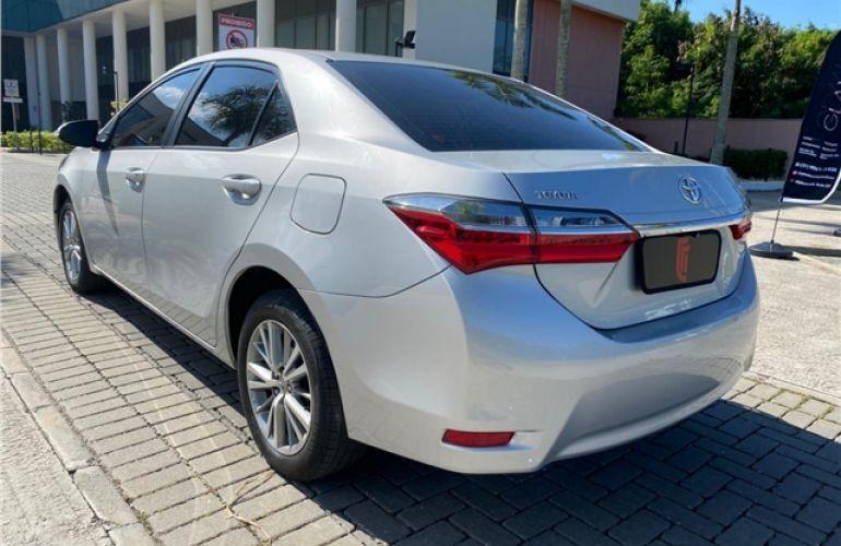 Toyota Corolla 1.8 Gli Upper 16V Flex 4p Automático - Foto #5
