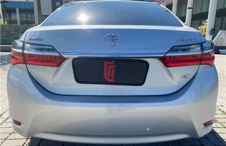 Toyota Corolla 1.8 Gli Upper 16V Flex 4p Automático - Foto #6