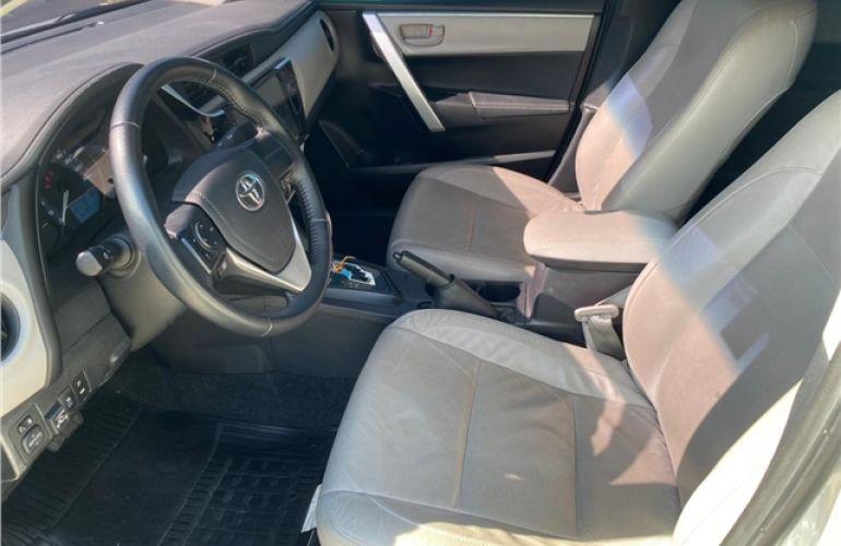 Toyota Corolla 1.8 Gli Upper 16V Flex 4p Automático - Foto #9