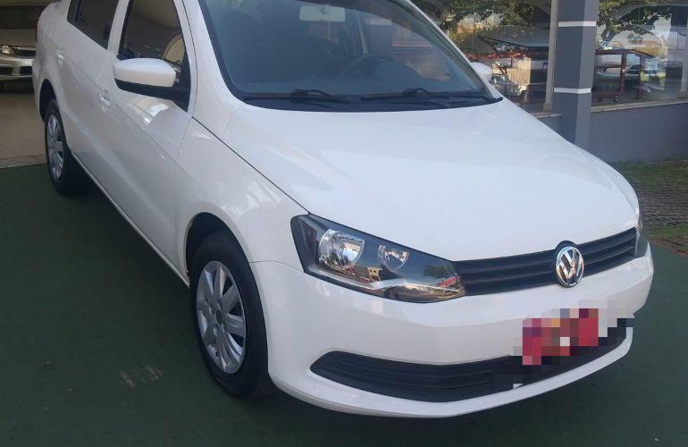 Volkswagen Voyage 1.0 TEC City (Flex) - Foto #1