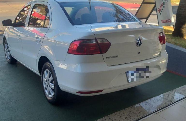 Volkswagen Voyage 1.0 TEC City (Flex) - Foto #4