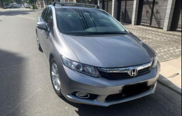 Honda New Civic EXR 2.0 i-VTEC (Aut) (Flex) - Foto #6