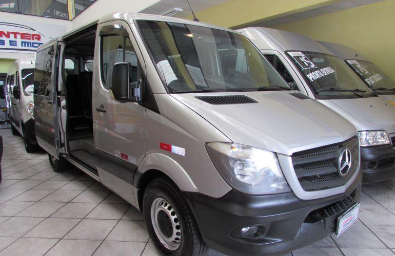 Mercedes-Benz Sprinter 2.1 CDI 415 Van Teto Baixo 15+1 Standard - Foto #1