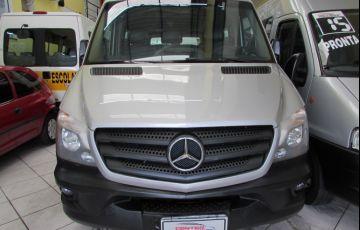 Mercedes-Benz Sprinter 2.1 CDI 415 Van Teto Baixo 15+1 Standard - Foto #2
