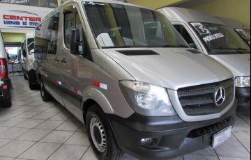 Mercedes-Benz Sprinter 2.1 CDI 415 Van Teto Baixo 15+1 Standard - Foto #3