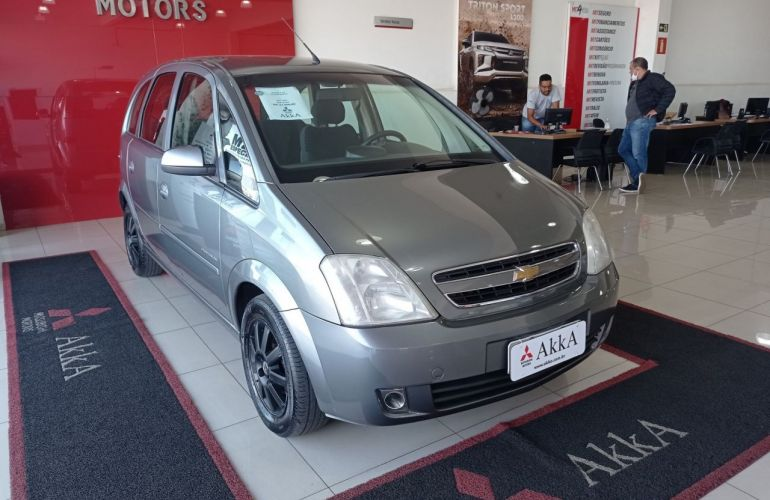 Chevrolet Meriva Premium Easytronic 1.8 Mpfi 8V Flexpower - Foto #3
