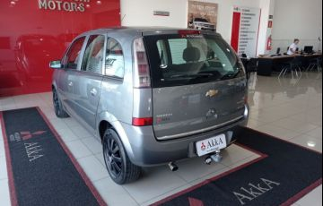 Chevrolet Meriva Premium Easytronic 1.8 Mpfi 8V Flexpower - Foto #10