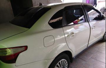 Fiat Grand Siena Tetrafuel 1.4 8V - Foto #5