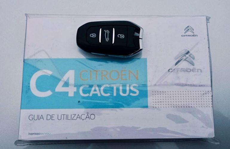 Citroën C4 Cactus 1.6 THP Shine (Aut) - Foto #9
