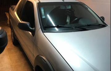 Fiat Strada Working 1.4 (Flex) (Cabine Dupla)