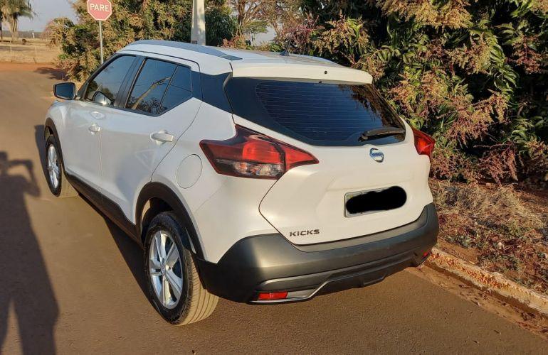 Nissan Kicks 1.6 S CVT (Flex) - Foto #10