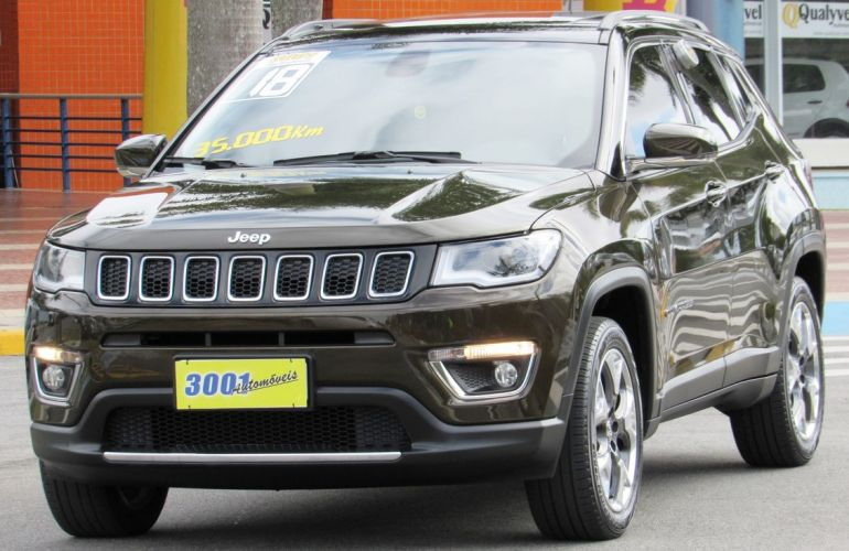 Jeep Compass 2.0 16V Limited - Foto #1
