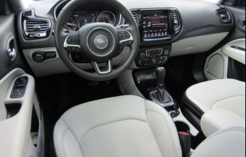 Jeep Compass 2.0 16V Limited - Foto #5