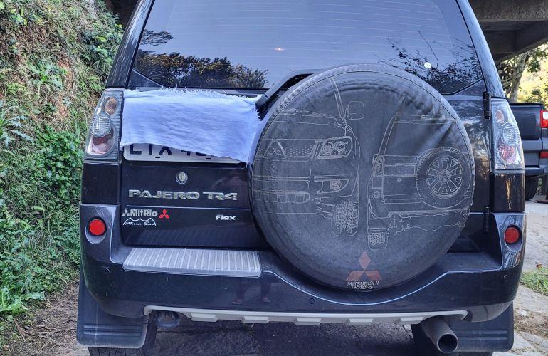 Mitsubishi Pajero TR4 2.0 16V 4X4 (Flex) (Aut) - Foto #10
