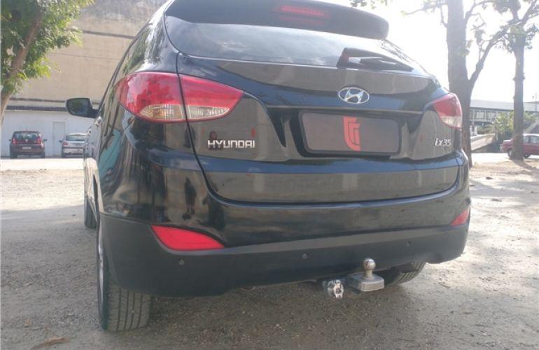 Hyundai Ix35 2.0 MPFi GLS 4x2 16V Gasolina 4p Automático - Foto #8