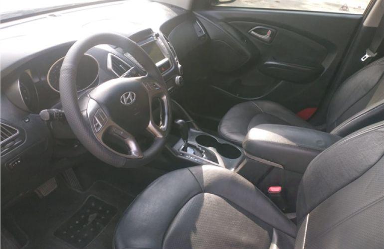 Hyundai Ix35 2.0 MPFi GLS 4x2 16V Gasolina 4p Automático - Foto #9