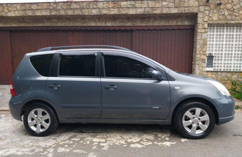 Nissan Livina SL 1.8 16V (flex) (aut) - Foto #1