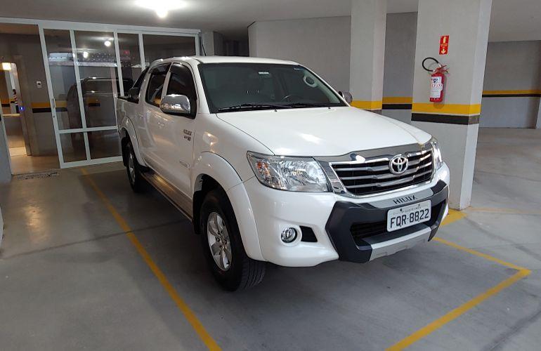 Toyota Hilux 2.7 SRV CD 4x2 (Flex) (Aut) - Foto #4