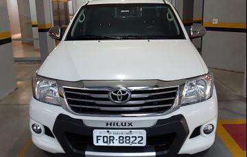 Toyota Hilux 2.7 SRV CD 4x2 (Flex) (Aut) - Foto #7