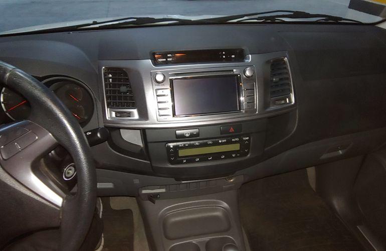 Toyota Hilux 2.7 SRV CD 4x2 (Flex) (Aut) - Foto #8