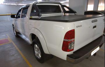 Toyota Hilux 2.7 SRV CD 4x2 (Flex) (Aut) - Foto #10