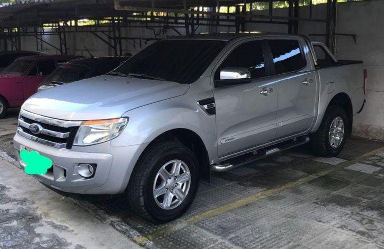 Ford Ranger 2.5 Flex 4x2 CD XLT - Foto #2