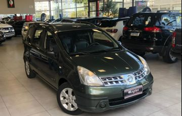 Nissan Livina 1.6 S 16v - Foto #1