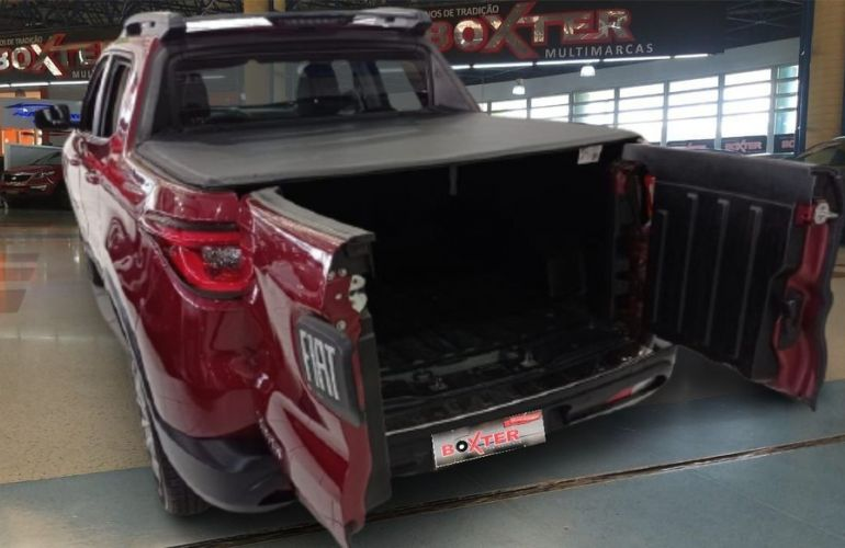 Fiat Toro 1.8 16V Evo Freedom Open Edition - Foto #4