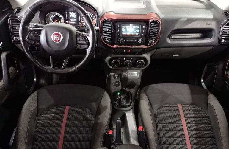 Fiat Toro 1.8 16V Evo Freedom Open Edition - Foto #6