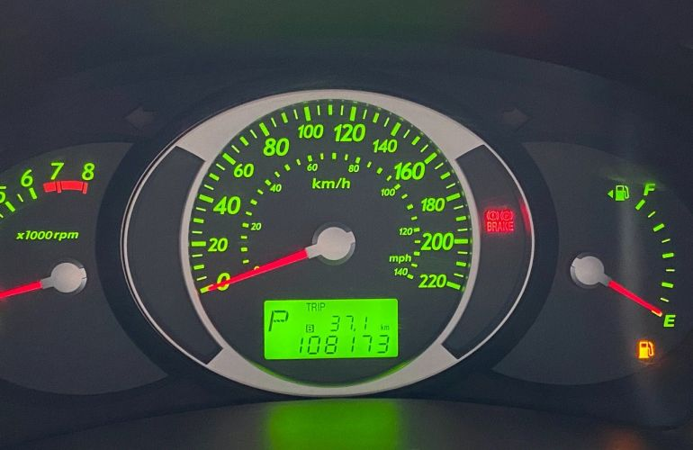 Hyundai Tucson GLSB 2.0 16V - Foto #7