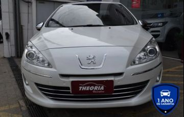 Peugeot 408 1.6 Griffe 16V Turbo - Foto #1