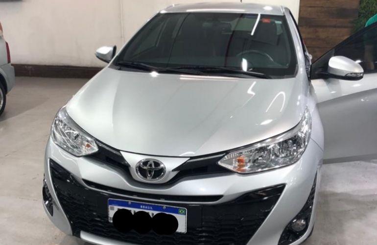 Toyota Yaris 1.5 XS CVT (Flex) - Foto #6
