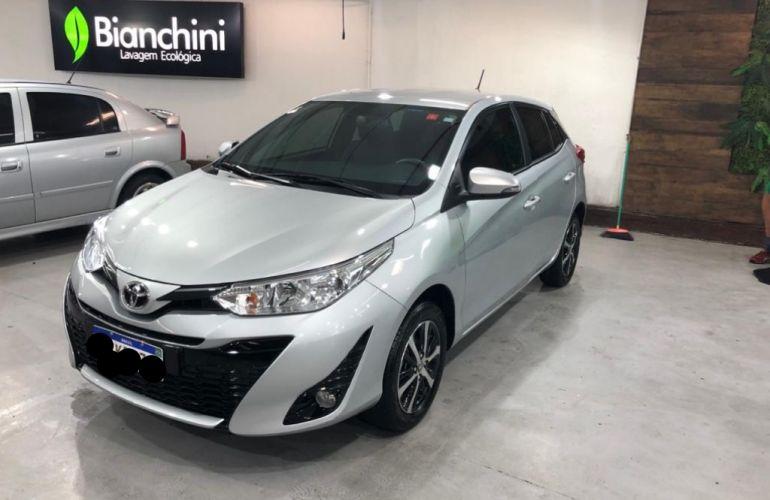 Toyota Yaris 1.5 XS CVT (Flex) - Foto #7